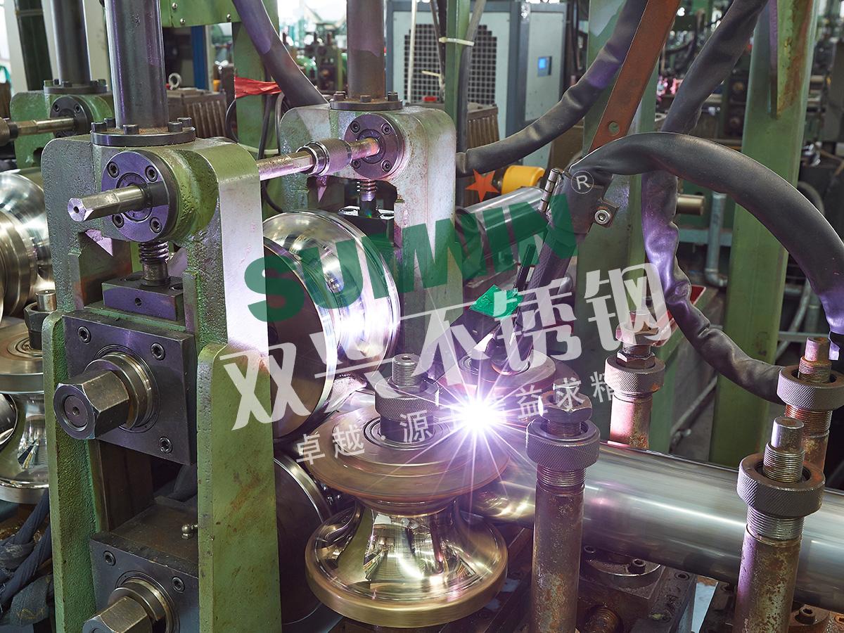 管材生产1