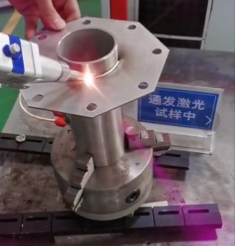 激光焊接不锈钢管