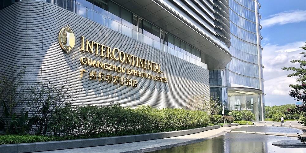 IHG洲际酒店-不锈钢消防用管案例