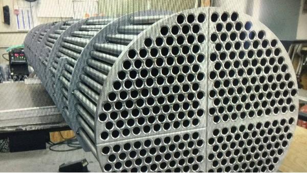 换热器用铜管效果好?还是不锈钢管?