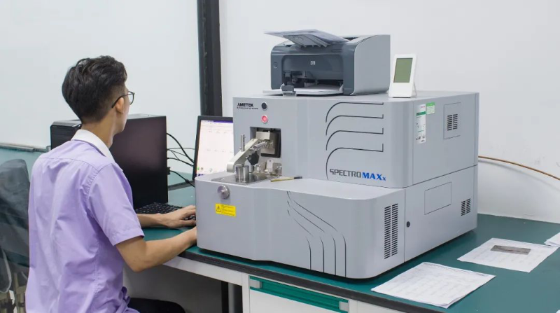 光谱分析仪使用