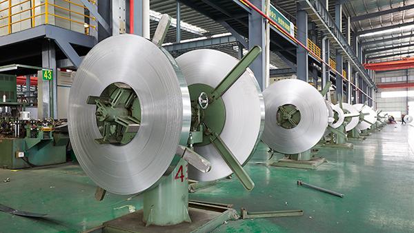双兴不锈钢工业焊管
