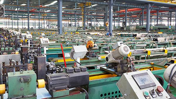 浅谈双兴304不锈钢工业管道的性能优势