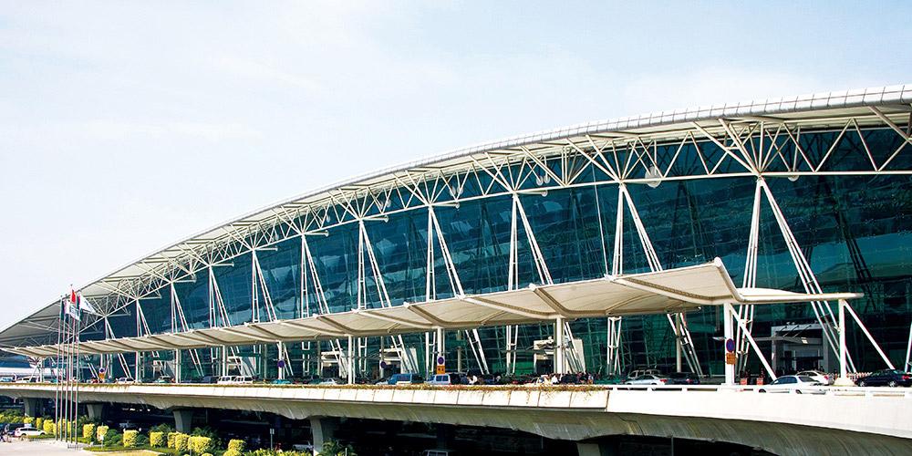 白云机场-304不锈钢焊管案例