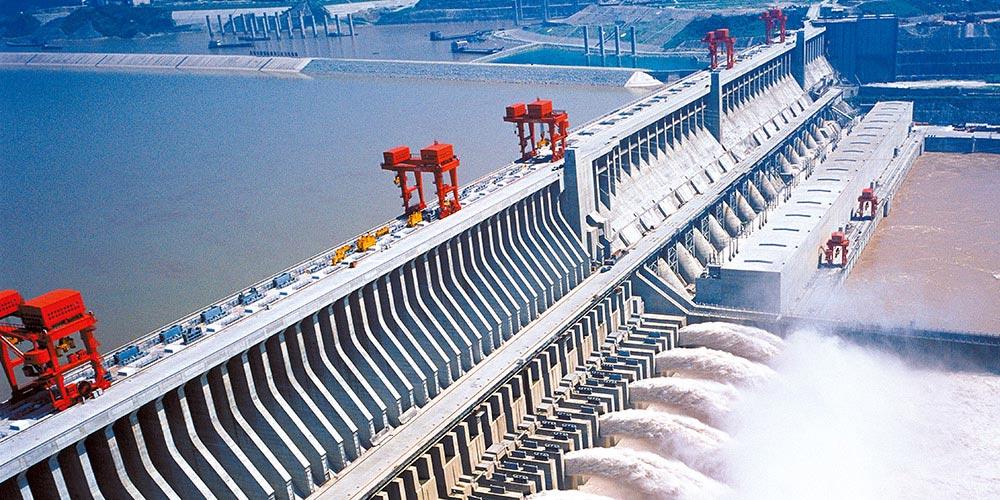 三峡工程-大口径不锈钢工业焊管合作案例