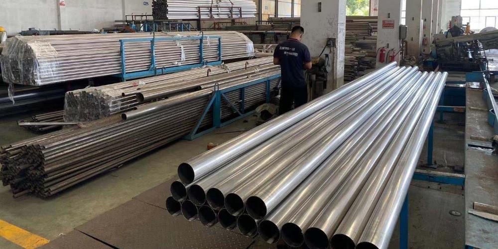 关于不锈钢换热管,你了解多少?